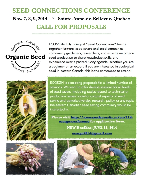 Call for Proposals Promo